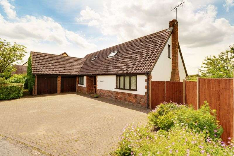 4 Bedrooms Detached House for sale in Ferry Road, Barrow Haven, Barrow-upon-Humber