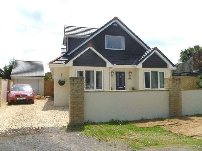 4 Bedrooms Detached Bungalow for sale in New Bristol Road, Weston-super-Mare
