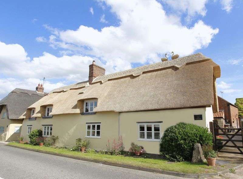 5 Bedrooms Detached House for sale in High Street, Thurlby
