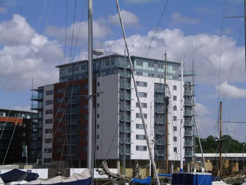 2 Bedrooms Apartment Flat for sale in Patteson Road, Ipswich