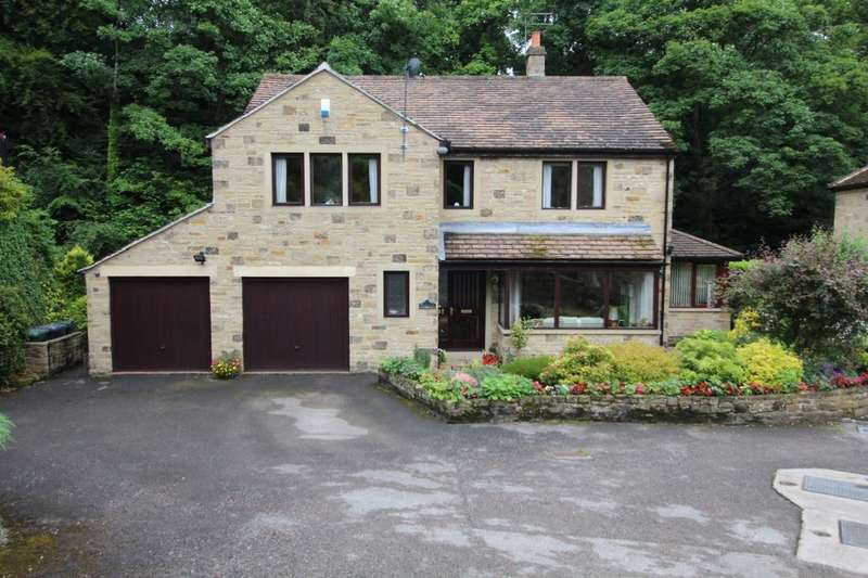 4 Bedrooms Detached House for sale in Cliffe Mill Fold, East Morton, Keighley, BD20