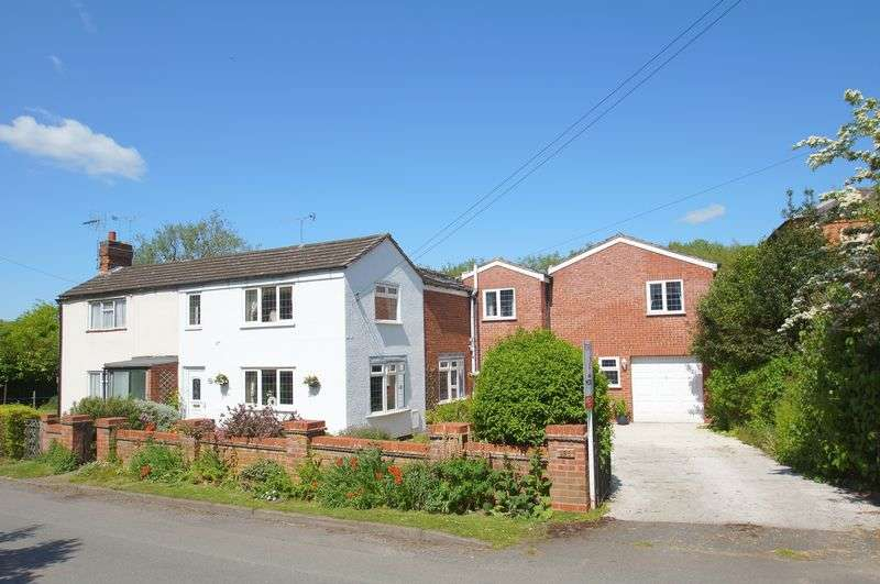 5 Bedrooms Cottage House for sale in Feckenham Road, Hunt End, Redditch, Worcestershire, B97 5QP - VASTLY EXTENDED