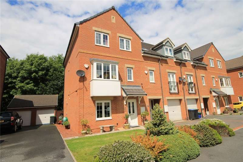 4 Bedrooms End Of Terrace House for sale in Orchard Grove, Kip Hill, Stanley, DH9