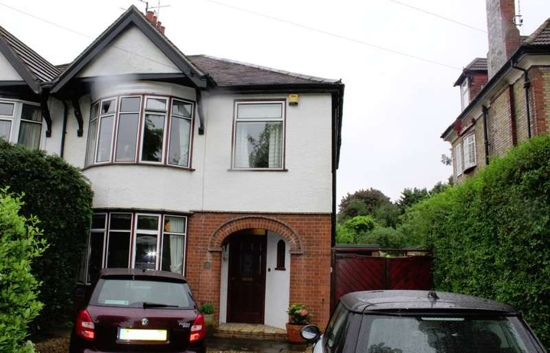3 Bedrooms Semi Detached House for sale in Park Road, Peterborough, PE1 2UR