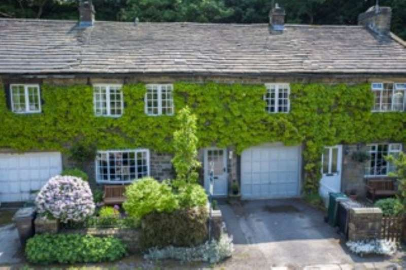 4 Bedrooms Property for sale in Vale Fold Cottages Mytholmes Lane, Haworth, Keighley, BD22