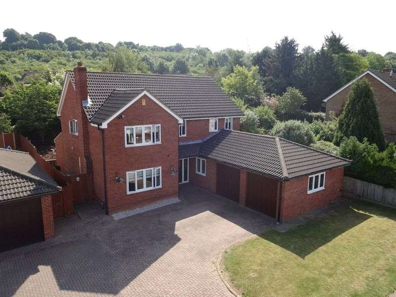 5 Bedrooms Detached House for sale in Fairford Avenue, Luton