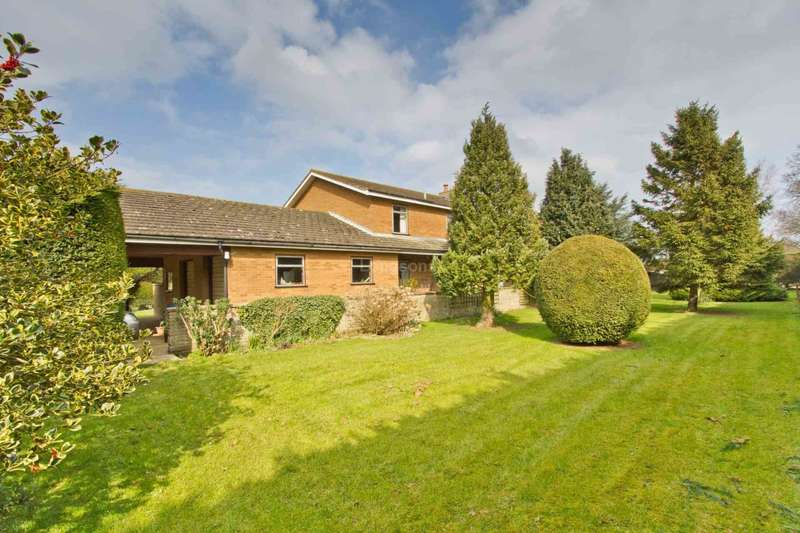 4 Bedrooms House for sale in East Winch Road, Blackborough End