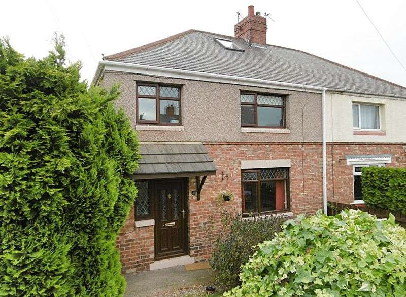 3 Bedrooms House for sale in Derwent Road, Ferryhill