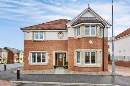 4 Bedrooms Detached House for sale in Balta Crescent, Cambuslang