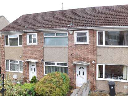 2 Bedrooms Terraced House for sale in Clifford Gardens, Bristol, Somerset
