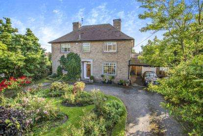 4 Bedrooms Detached House for sale in Dishforth, Thirsk, North Yorkshire, Dishforth