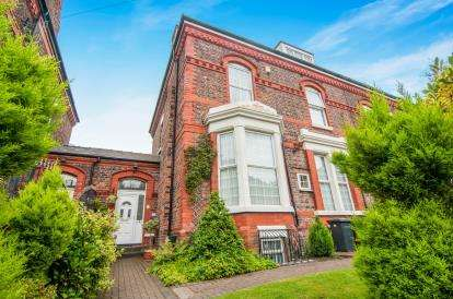 5 Bedrooms Terraced House for sale in St. Albans Square, Bootle, Liverpool, Merseyside, L20