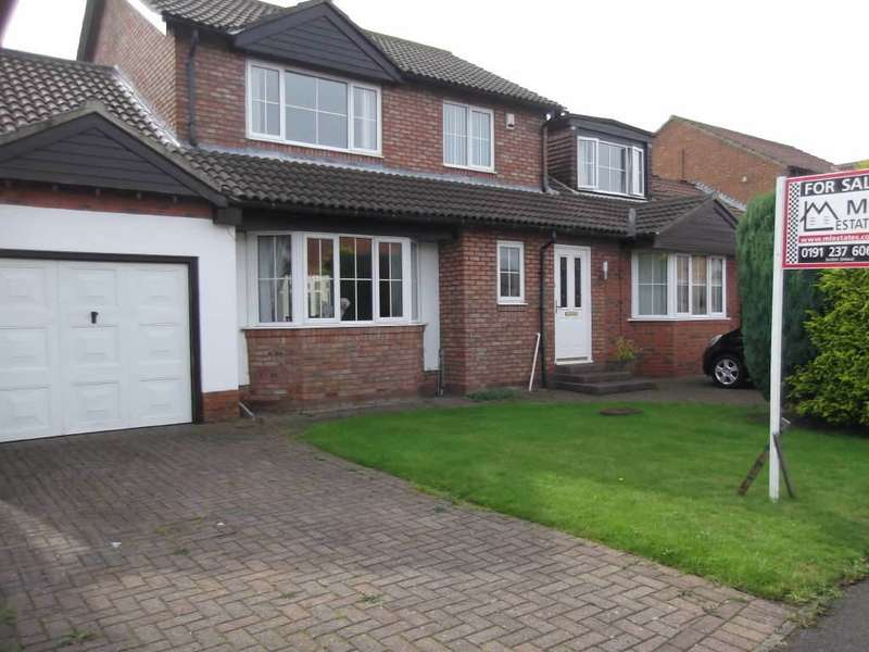 4 Bedrooms Property for sale in Hatfield Drive, Seghill