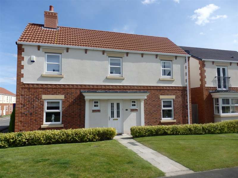 4 Bedrooms Property for sale in Lavender Crescent, Spennymoor