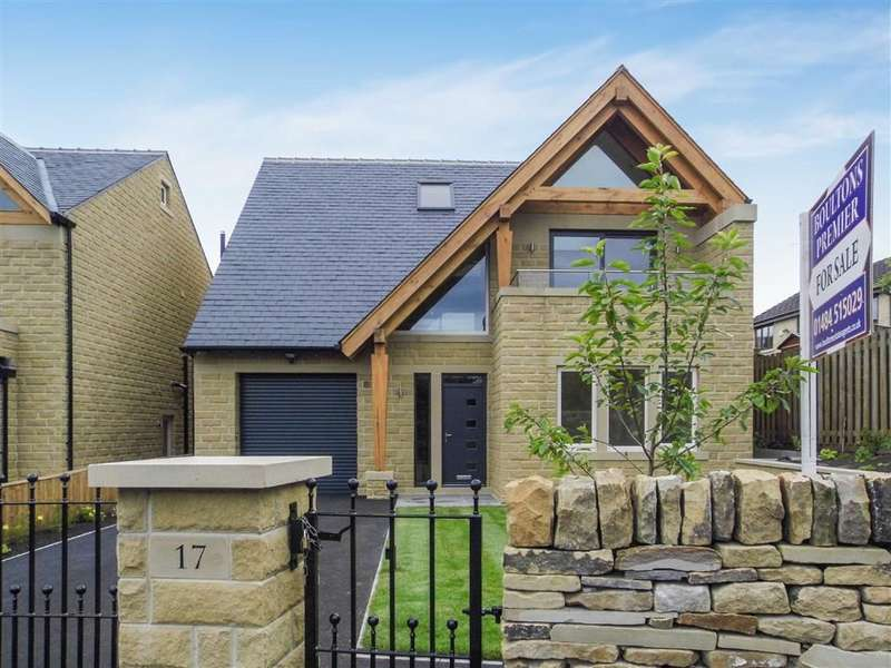 4 Bedrooms Property for sale in 17, Scotgate Road, Honley, Holmfirth