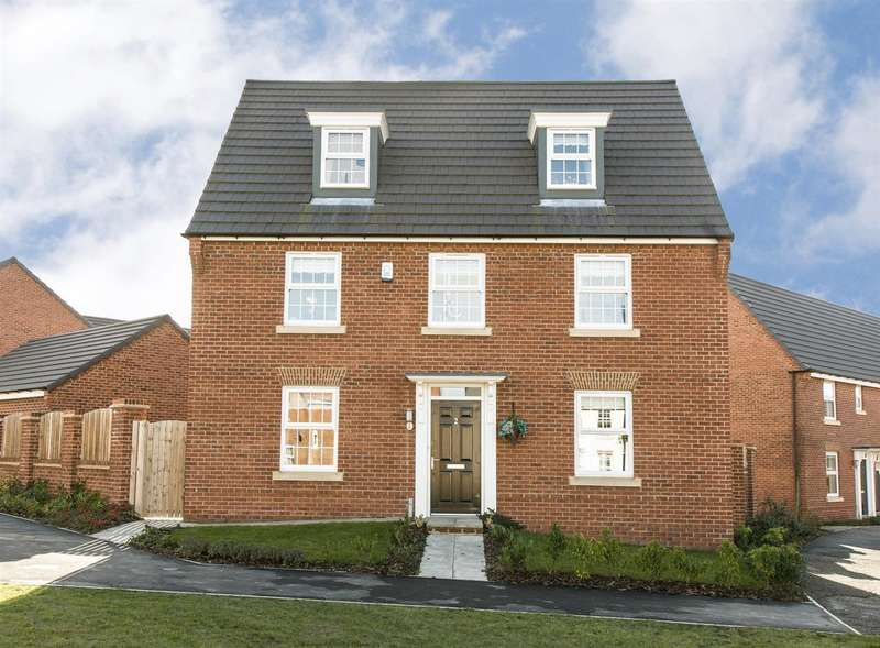 5 Bedrooms Property for sale in Howsham Road, Spennymoor