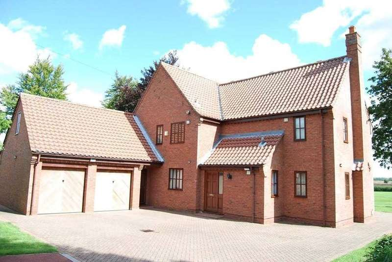 4 Bedrooms Detached House for sale in Narnia, Eastfield, North Wheatley, Notts