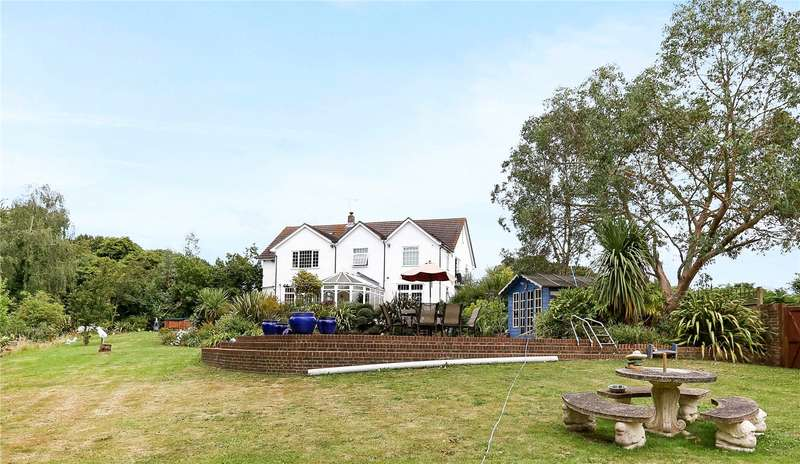 6 Bedrooms Detached House for sale in Binsted, Arundel, West Sussex, BN18
