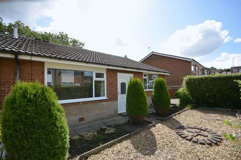 3 Bedrooms Semi Detached Bungalow for sale in Edgeside, Great Harwood