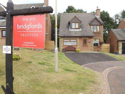 3 Bedrooms Detached House for sale in Pinder Close, Richmond, North Yorkshire, Richmond