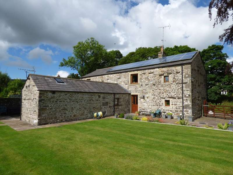 5 Bedrooms Unique Property for sale in Broad Croft House, Horton In Ribblesdale