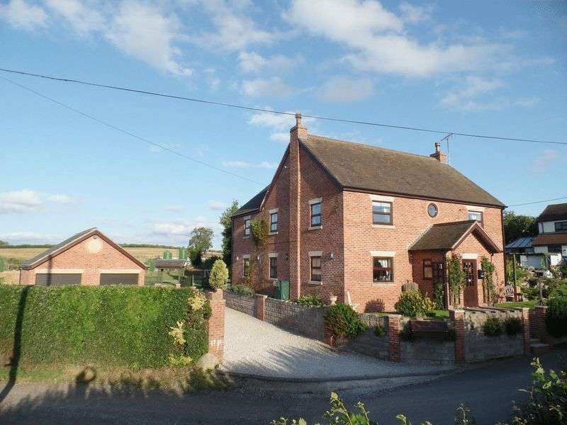 7 Bedrooms Detached House for sale in Park Lane, High Offley, Stafford