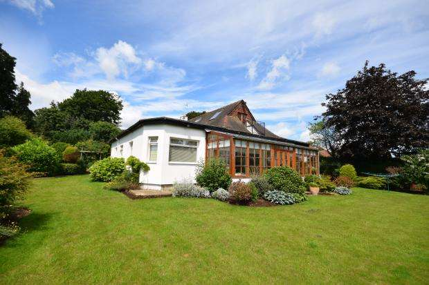 4 Bedrooms Detached House for sale in Pickering Road, West Ayton, Scarborough, North Yorkshire YO13 9JE