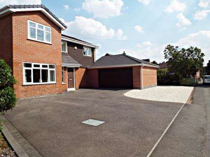 4 Bedrooms House for sale in Normanton Road, Packington, Ashby-de-la-Zouch, Leicestershire