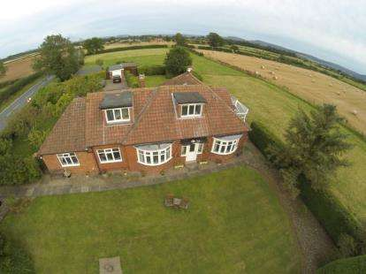 5 Bedrooms Equestrian Facility Character Property for sale in Campion Lane, Hutton Rudby, North Yorkshire