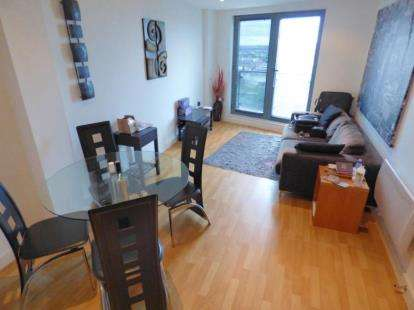 2 Bedrooms Flat for sale in Echo Central, Cross Green Lane, Leeds, West Yorkshire