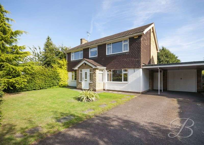 4 Bedrooms Detached House for sale in The Avenue, Mansfield