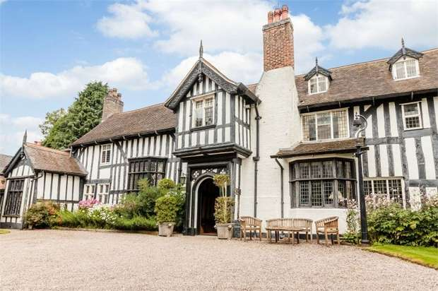7 Bedrooms Detached House for sale in Church Lane, Gawsworth, Macclesfield, Cheshire
