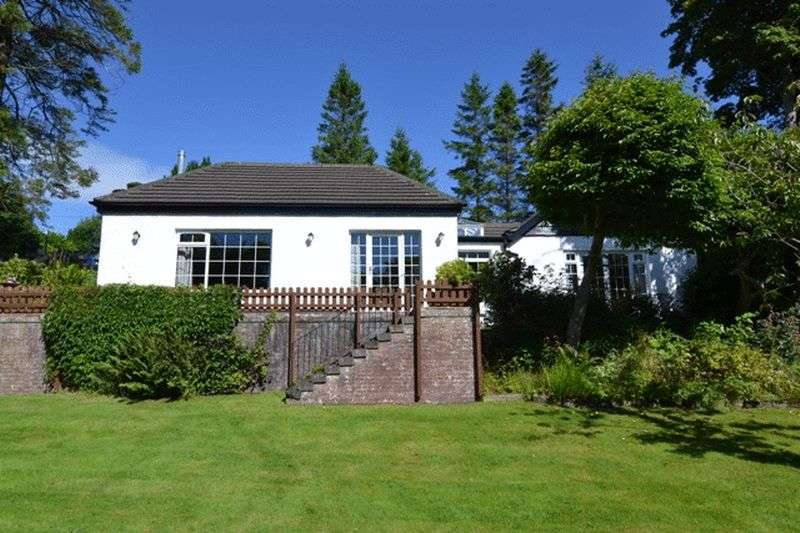 3 Bedrooms Detached House for sale in Parkhill Cottage, 107 New Street, Dalry