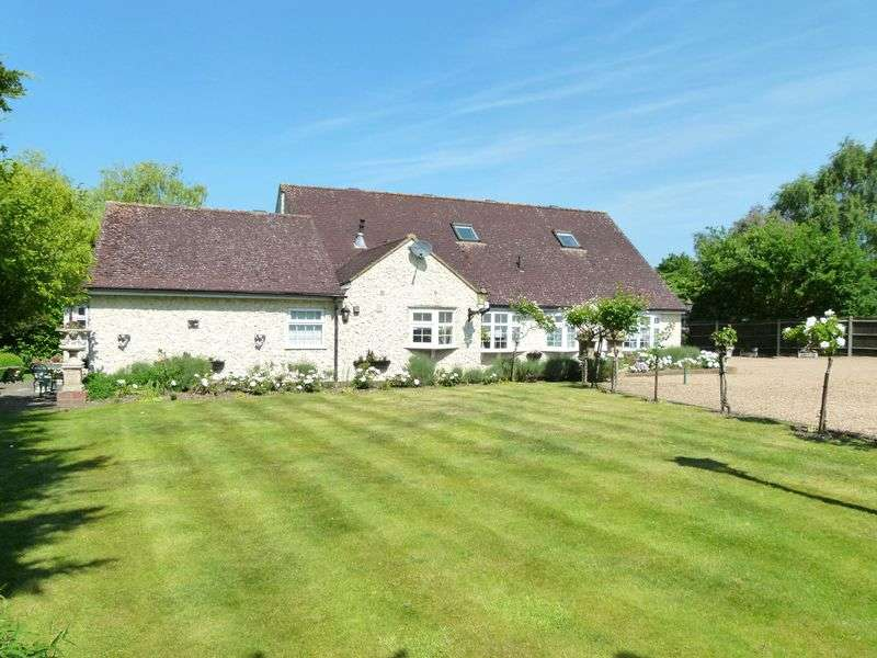 4 Bedrooms Detached House for sale in Sleapshyde, St. Albans