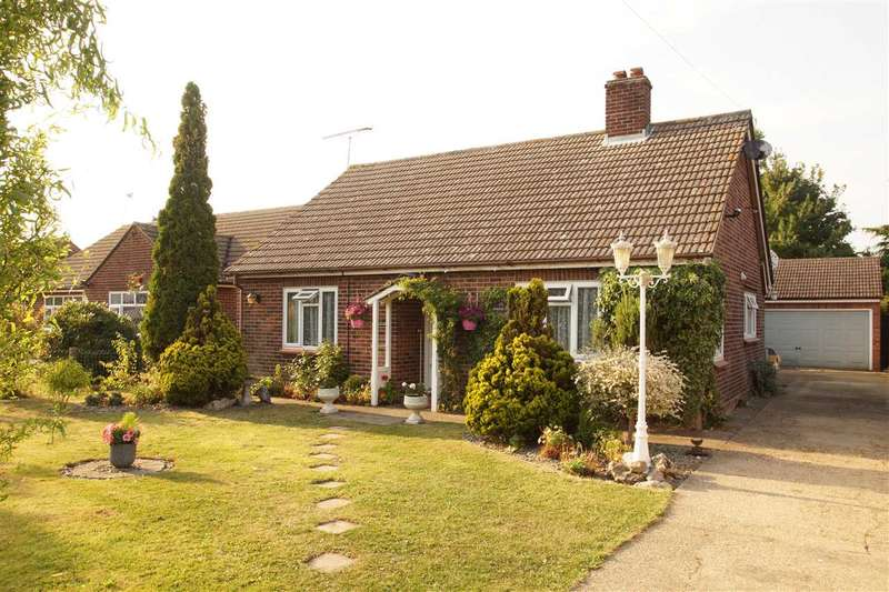 4 Bedrooms Bungalow for sale in Hunters End, School Road, Langham, Colchester
