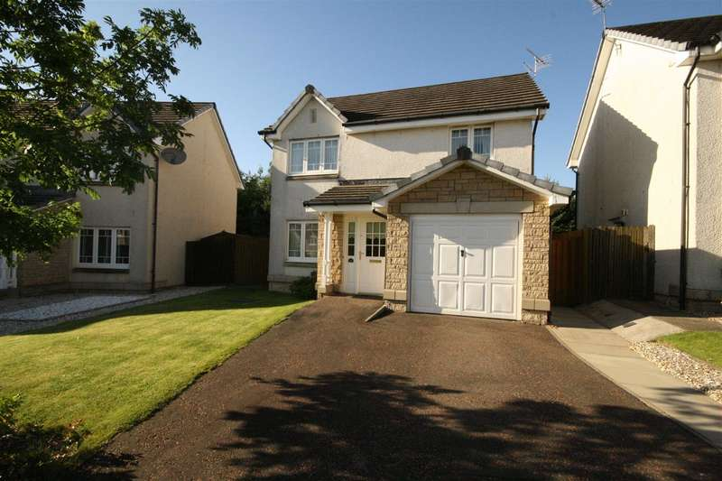 3 Bedrooms Detached House for sale in Achray Drive, Falkirk