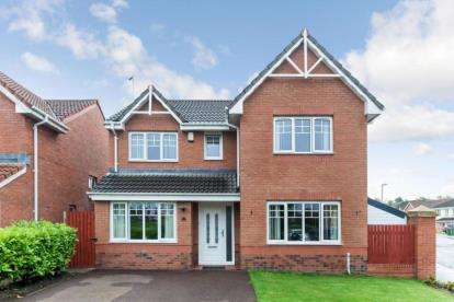 4 Bedrooms Detached House for sale in Redpath Drive, Cambuslang