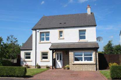 4 Bedrooms Detached House for sale in Mallots View, Newton Mearns