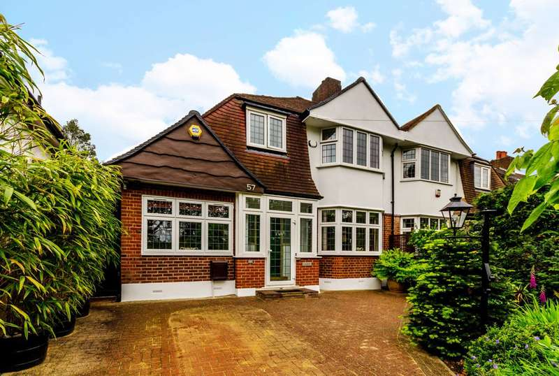 3 Bedrooms House for sale in Eversley Road, Crystal Palace, SE19