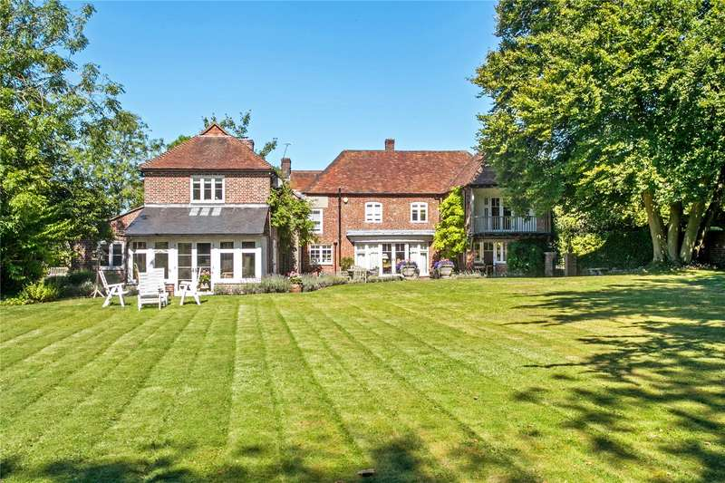 6 Bedrooms Detached House for sale in Church Street, Ropley, Alresford, Hampshire, SO24