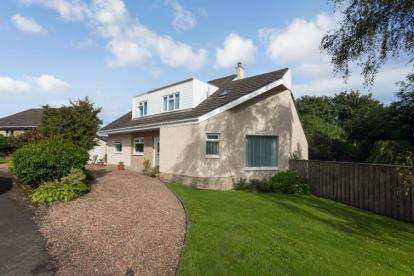 3 Bedrooms Detached House for sale in Lewis Crescent, Kilbarchan, Renfrewshire