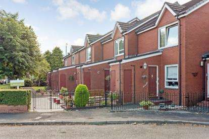 1 Bedroom Flat for sale in Angle Gate, Jordanhill