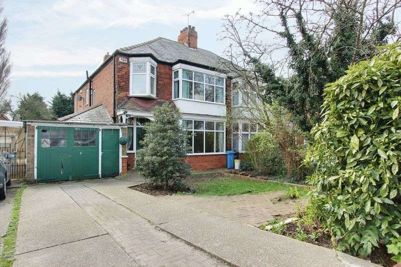 4 Bedrooms Semi Detached House for sale in Cottingham Road, Hull