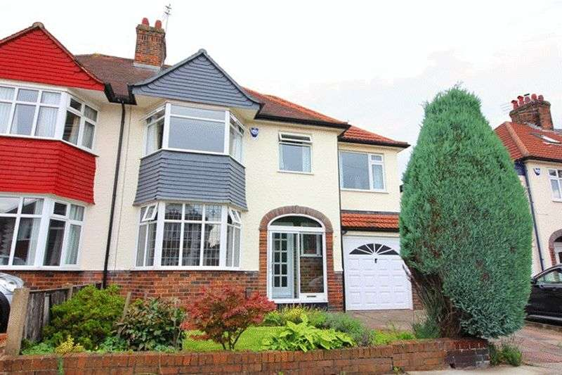 4 Bedrooms Semi Detached House for sale in Babbacombe Road, Childwall, Liverpool, L16