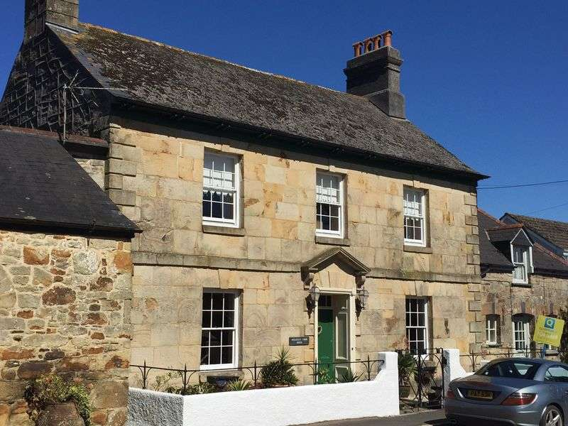 6 Bedrooms Semi Detached House for sale in Mitchell, Nr. Newquay