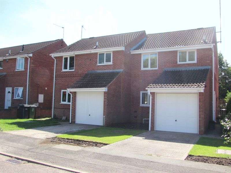 3 Bedrooms Semi Detached House for sale in Abbotswood Close, Redditch