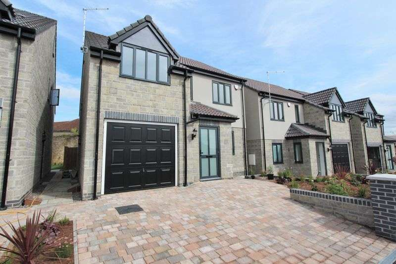 4 Bedrooms Detached House for sale in Davids Lane, Alveston
