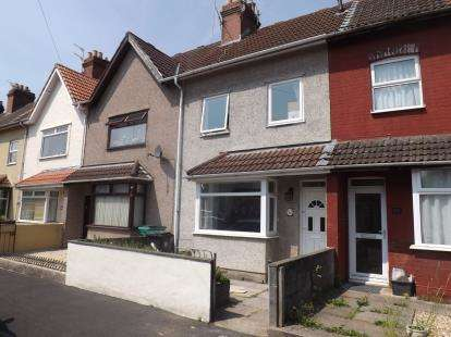 2 Bedrooms Terraced House for sale in Cook Street, Avonmouth, Bristol