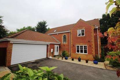 5 Bedrooms Detached House for sale in Ford Lane, Emersons Green, Near Bristol, South Gloucestershire