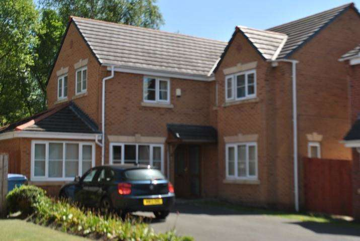 5 Bedrooms Detached House for sale in Papillon Drive, Liverpool, L9